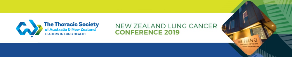 New Zealand Lung Cancer Conference 17-18 October 2019